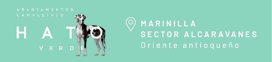 Apartamentos en venta - Proyecto Hato Verde - Marinilla